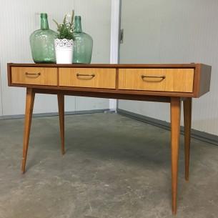 Vintage Scandinavische console/sideboard