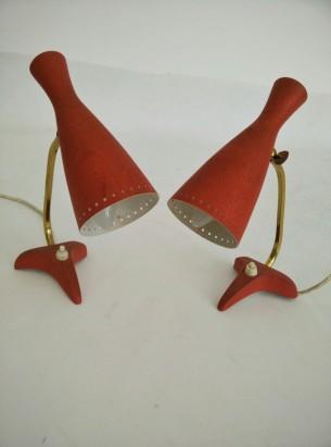 Vintage Franse lampjes