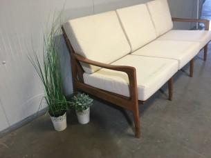 Vintage Scandinavische zetel