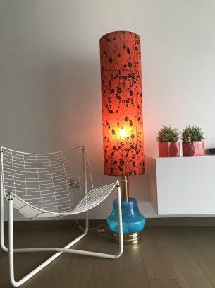 retro staanlamp